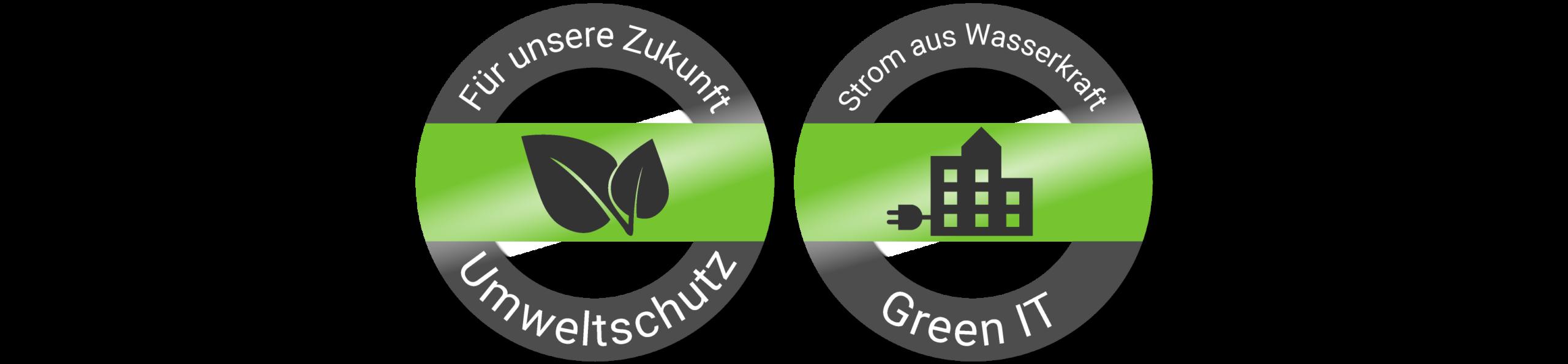 Schul-Info-App Siegel Umweltschutz
